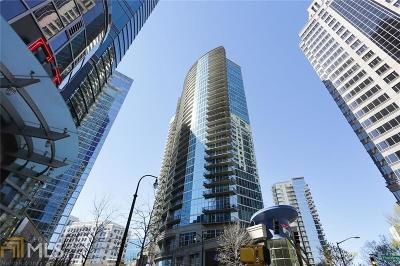 Condo/Townhouse New: 1080 Peachtree St #3209
