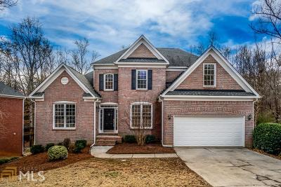 Suwanee Single Family Home For Sale: 730 Riverside Dr
