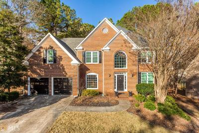 Woodstock Single Family Home Under Contract: 4020 Ironhill Ln