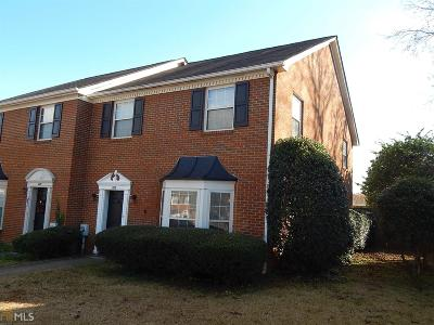 Smyrna Condo/Townhouse New: 1520 Paces Ferry North Dr