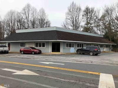 Habersham County Commercial For Sale: 101 Adams Dr