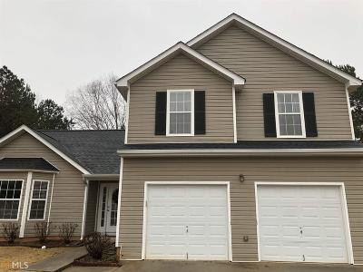 Snellville Single Family Home New: 4593 Era Trce