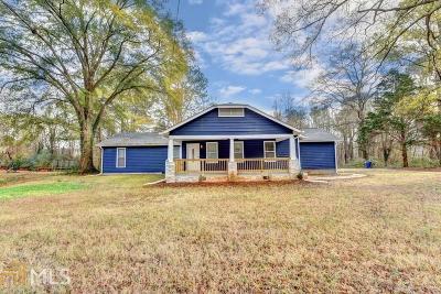 Atlanta Single Family Home New: 670 SE Hutchens Rd