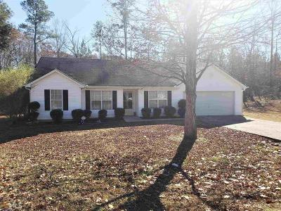 Covington Single Family Home New: 110 Dylans Ct