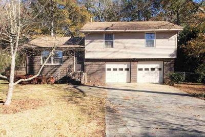 Stockbridge Single Family Home New: 103 Mossy Brook Dr