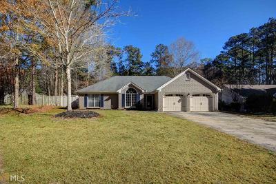 Peachtree City GA Single Family Home New: $375,000