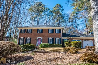 Marietta Single Family Home New: 2093 Old Forge Way