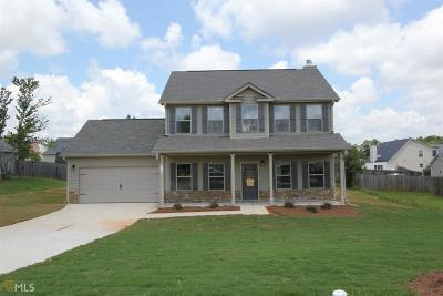 Griffin Single Family Home New: 109 Quarry Cir #39