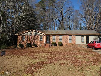 Clayton County Single Family Home For Sale: 2001 SW Highway 138