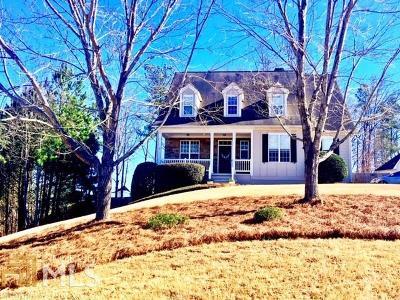 Newnan Single Family Home New: 81 Redwine Overlook