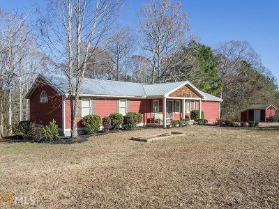 Madison Single Family Home Under Contract: 1271 Cochran Rd