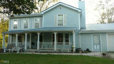 Carrollton Single Family Home For Sale: 3782 Shady Grove Rd