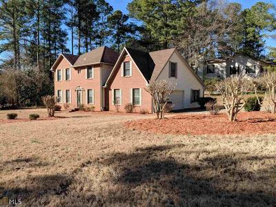Peachtree City GA Single Family Home For Sale: $335,000