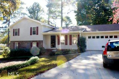 Dacula Single Family Home New: 2459 Forestdale Drive
