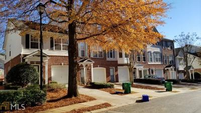 Tucker Condo/Townhouse For Sale: 2136 Dillard Xing