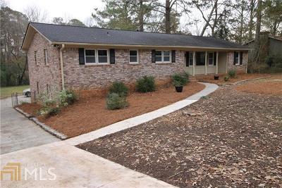 Marietta Single Family Home New: 4250 Marsh Road