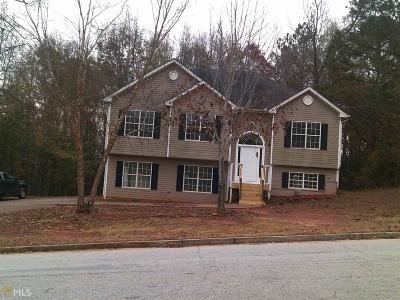 Covington Single Family Home New: 20 Spring Valley Way