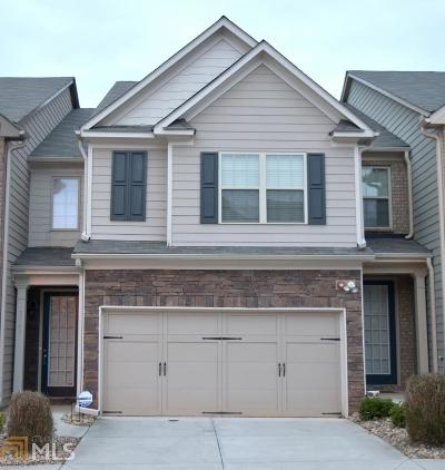 Snellville Condo/Townhouse New: 3347 Desoto Road Road