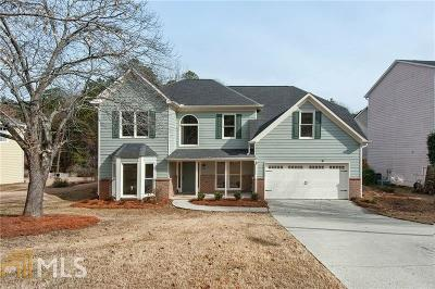 Woodstock Single Family Home New: 7124 Big Woods Dr