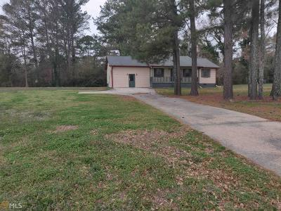 Butts County Single Family Home For Sale: 996 S Mulberry St