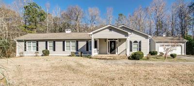 Woodstock Single Family Home New: 4035 Earney Rd