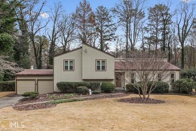 Marietta Single Family Home New: 2330 Buck Dr