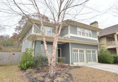 Atlanta Single Family Home New: 2425 Boulder Rd