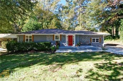 Smyrna Single Family Home New: 1960 Glenroy Pl