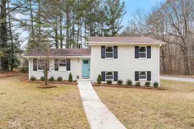 Atlanta Single Family Home New: 1713 Austin Rd