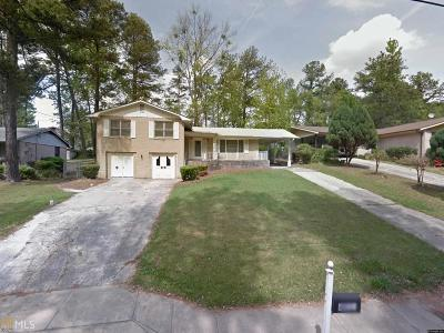 Atlanta Single Family Home New: 4031 Bakers Ferry