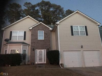Snellville Single Family Home New: 3887 Rosebud Park Dr.