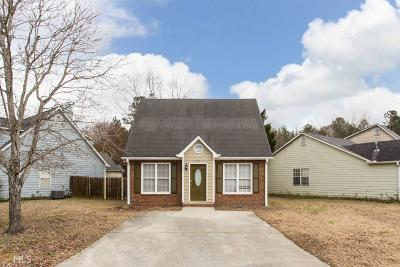 Powder Springs Single Family Home Under Contract: 3717 Acorn Dr