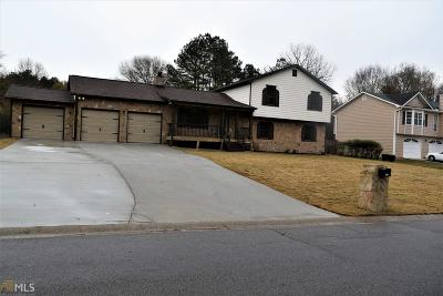 Buford Single Family Home New: 3353 Old Oaks Rd