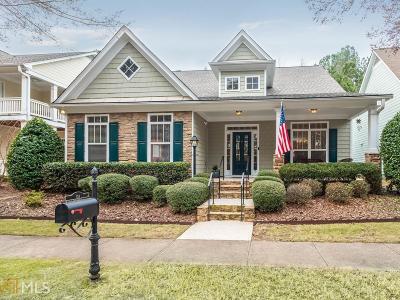 Suwanee Single Family Home New: 609 Jackson Street NW
