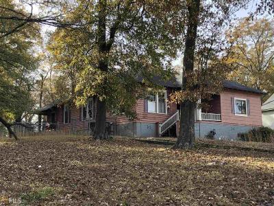 Atlanta Single Family Home New: 862 SW Hollywood