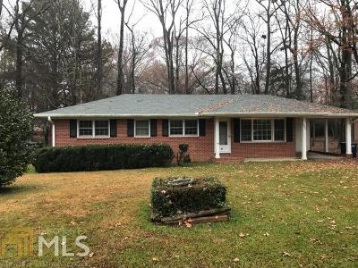 Griffin Single Family Home New: 1348 Oakdale Dr