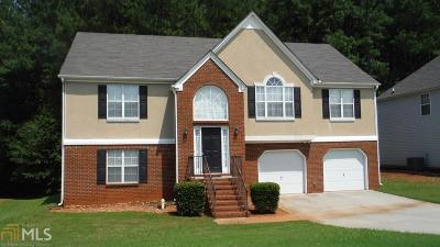 Powder Springs Single Family Home New: 5487 Sweetsprings Dr