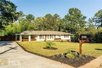 Marietta Single Family Home New: 1613 Huntington Drive