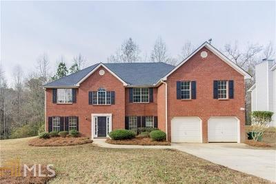 Lithonia Single Family Home New: 3941 Cain Mill Dr