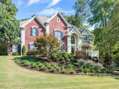 Acworth Single Family Home New: 5737 Brookstone Dr