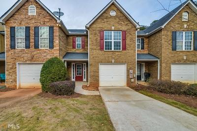 Lawrenceville Condo/Townhouse New: 105 Fern Crest Drive