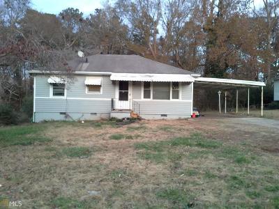 Marietta Single Family Home New: 858 SW Wanda Circle