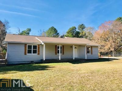Haddock, Milledgeville, Sparta Single Family Home New: 691 Highway 49 W