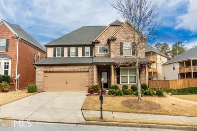 Alpharetta Single Family Home New: 824 Autry Oak Ct
