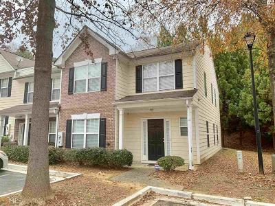 Decatur Condo/Townhouse New: 3163 Panthers Trce #45