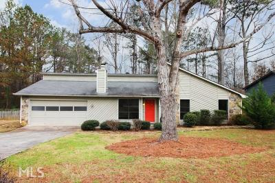 Marietta Single Family Home New: 4778 Jamerson Forest Circle