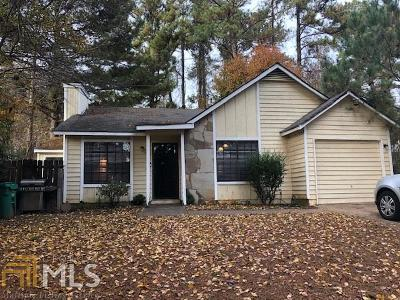 Lithonia Single Family Home New: 6252 Creekford Drive