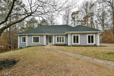 McDonough Single Family Home For Sale: 168 Darwish Dr