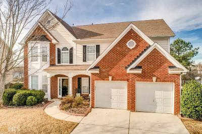 Acworth Single Family Home New: 4524 Columbus Cir