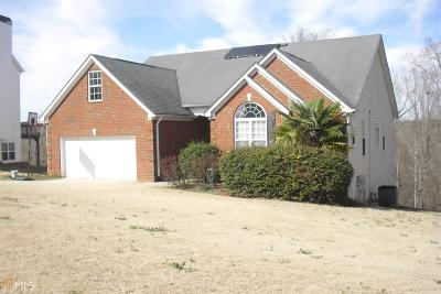 Winder Single Family Home For Sale: 814 Coosawilla Way